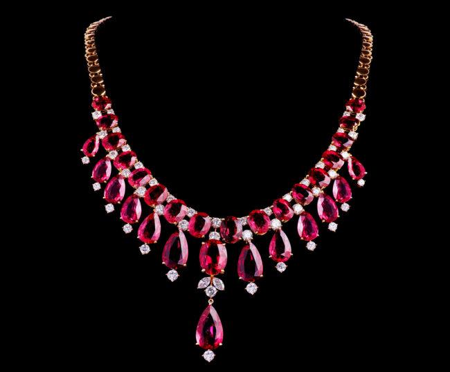 Stream of Majesty Necklace